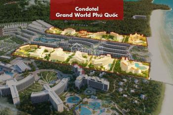 Dự án Grand World Phú Quốc, liên hệ để được tư vấn và hỗ trợ lấy căn tốt nhất
