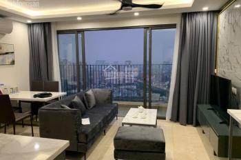 Căn hộ cho thuê tại Vinhomes D'capitale 110m2, 3PN, nội thất cao cấp, view công viên Thanh Xuân