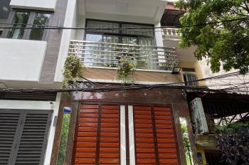 Cho thuê nhà tại Nguyễn Đổng Chi, 5 tầng diện tích 68m2, giá 27tr/th. LH A Phương 0976623955