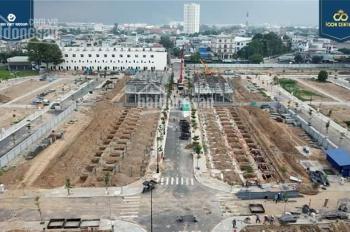 Nhà phố Icon Central 4 MT ngay TT hành chính liền kề Big C Tp Dĩ An,cầu vượt Linh Xuân 0908651190
