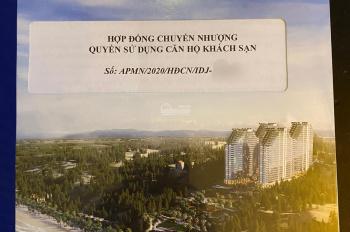 Cần bán căn Apec Mũi Né, mua đợt 1, 32m2 đã đóng 39% rẻ hơn CĐT 200tr LH 0836;9999;45
