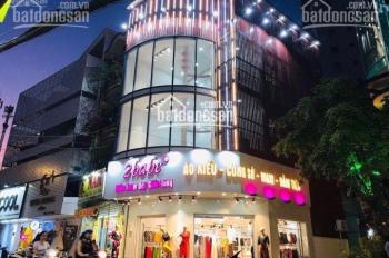 Bán nhà mặt tiền khu Bàu Cát, phường 14, quận Tân Bình DT 8m x 28m GPXD 8 tầng
