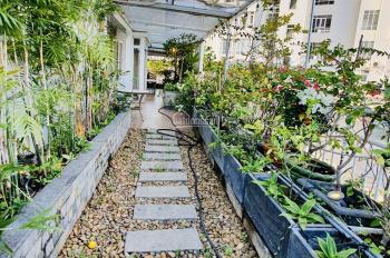 Bán căn hộ sân vườn cực đẹp nội thất cao cấp không gian thoáng mát yên tĩnh