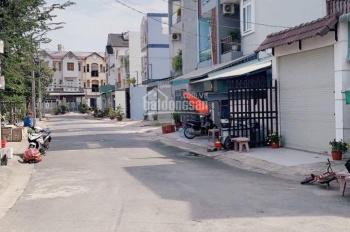 Bán nhà mặt tiền đường 17 xây dựng trệt 2,5 lầu dự án Bình Dân sau chợ Đầu mối Thủ Đức