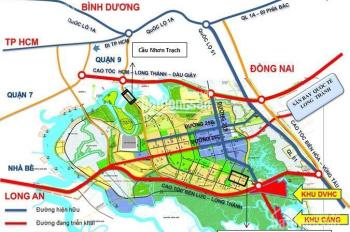 Cần bán lô đất 120m2 đường lớn giá 11tr/m2 dự án HUD Nhơn Trạch Đồng Nai nằm gần cao tốc Long Thành