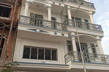 Bán nhà sổ hồng riêng đường Lê Văn Khương, phường Thới An, Quận 12 đúc một trệt, lửng, hai lầu