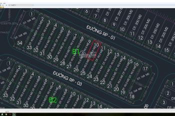 Bán lô B1 - 10 KĐT Cao Xanh, Hà Khánh A, DT: 90m2. MT: 6m rẻ nhất thị trường!