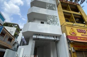 Cho thuê mặt tiền Hai Bà Trưng Q1 5x16m 5L. Đối diện nhà thờ Tân Định