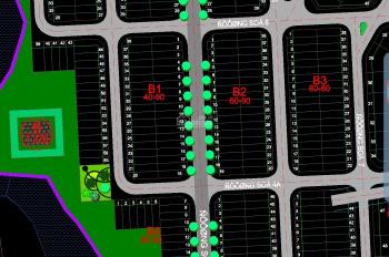 Đất tái định cư Thái Sơn, sổ đỏ, giá 15.5 tr/m2. LH: 0977339033