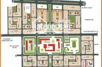 Chính chủ cần bán lô đất góc hai mặt tiền dự án Huy Hoàng, Q2, lô F. DT: 9,2x20m, giá 135tr/m2