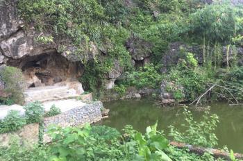 Cần bán 2400m2 có 400m2 đất ở view núi đá hang động rất thơ mộng giá thì rẻ