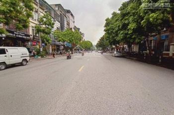 Mặt phố Trần Quốc Hoàn - Cầu Giấy vỉa hè rộng. Kinh doanh đỉnh, 22m2 x 4T, giá 8.2 tỷ