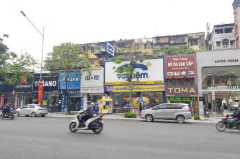 Cực hiếm, bán nhà mặt phố Minh Khai, 3 mặt tiền, DT 65m2, mặt tiền chính 7,5m, giá 21.8 tỷ, cực đẹp