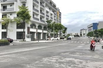 Bán gấp căn góc nhà liền kề mặt đường Phan Đăng Lưu, Khu đô thị Mon Bay Hạ Long, Quảng Ninh