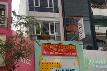 Kẹt tiền cần cho thuê gấp căn góc nhà 2MT Trần Bình Trọng, Q5 - 5x20m - 5 lầu
