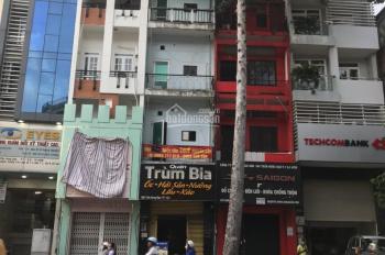 Mặt tiền cung đường thời trang Nguyễn Trãi, Q5 - gần Nguyễn Biểu