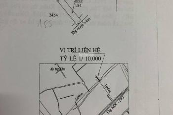 Bán đất tại khu phố Mỹ Tân, Phường Mỹ Xuân, Thị xã Phú Mỹ, LH: 0914550650