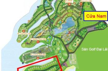Bán biệt thự nghỉ dưỡng 3PN view hồ Flamingo Đại Lải, 480m2 có bể bơi riêng giá chỉ từ 3.6 tỷ