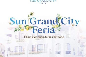 Biệt thự để ở đẳng cấp nhất Quảng Ninh Sun Group, Sun Grand City Feria Bãi Cháy