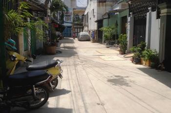 Nhà 1 trệt 1 lửng 60m2 đường Tây Lân, Bình Tân