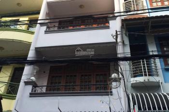 Bán nhà HXH đường Lê Hồng Phong, DT: 4x14m, 3 tầng, 4 phòng ngủ. Giá chỉ 9,5 tỷ
