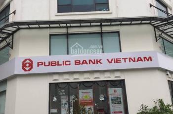 Cho thuê Shophouse Vinhomes Hàm Nghi - Hà Nội. DT 100m2, 5 tầng thông sàn có thang máy