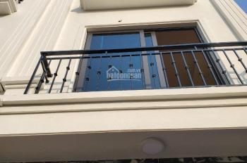 Cần bán nhà 4 tầng lô góc 2 mặt thoáng Vân canh, thiết kế đẹp và hiện đại. Ngõ trước nhà 2,5m