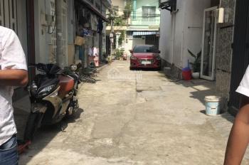 Bán lô đất hẻm xe hơi đường 10 Tăng Nhơn Phú B, 50m2 thổ cư, chỉ 2,8 tỷ