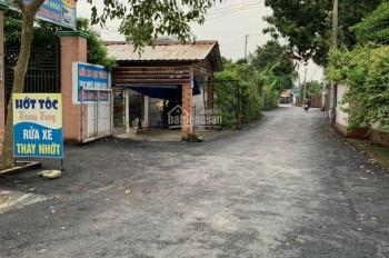 Nhà 1 trệt 1 lầu, Phường Tân Vạn, sổ hồng riêng, thổ cư, đường nhựa 6m, có thể kinh doanh mua bán
