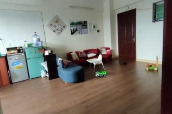 Bán căn hộ 1,3 tỷ tòa Bắc Linh Đàm - OCT1, DT 62m2, 2PN, đủ nội thất, thoáng đẹp về ở ngay