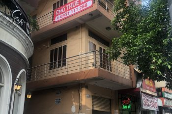 Cho thuê nhà mặt tiền Cao Thắng, Phường 4, Quận 3