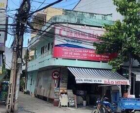 Tìm chủ mới - sổ hồng chính chủ nhà 81m2 - 2 mặt tiền - TT Nha Trang