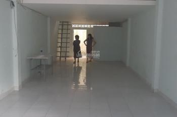 Cho thuê nhà 5 x 25m gác lửng đường xe tải Lê Trọng Tấn, Q TP