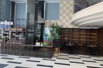 Cho thuê kinh doanh cafe / sinh tố ở tầng trệt 50m2 - 40tr tòa nhà Nguyễn Đình Chiểu, Quận 3