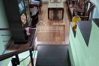 Nhà HXT 2L, 4x20m full máy lạnh, full nội thất. Nguyễn Thái Bình