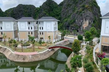 Bán căn biệt thự đơn lập 266m2 đẹp nhất khu Mon Bay- Hạ Long