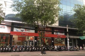 Cho thuê nhà nguyên căn 1 trệt 2 lầu, căn góc 2 MT ngay Nguyễn Trãi, Quận 1. DT 9x30m, giá 100tr/th