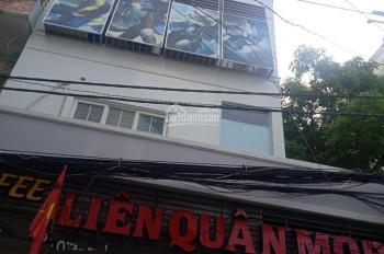 Cho thuê nhà góc 2 mặt tiền, Lý Thường Kiệt, phường 9, quận Tân Bình. 8x15m. 2 lầu, BĐS CÓ NHÀ