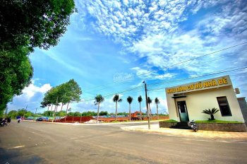 Chỉ 550tr sở hữu đất nền View hồ - ngay Tp Cảng Phú Mỹ - sổ trao tay - Lh - 0912.646.639