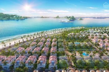 Bán suất ngoại giao biệt thự đơn lập mặt biển Bãi Cháy dự án Sun Feria Hạ Long