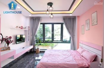 Ra mắt căn hộ cao cấp tông full hồng ngay lòng Phú Nhuận, cực kì mới chưa qua sử dụng LH 0948243243