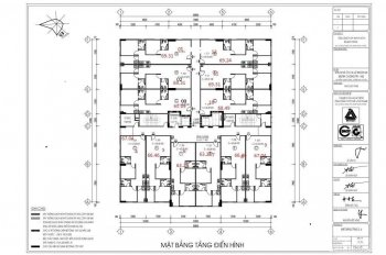 Giá chỉ 23tr/m2, chính chủ bán gấp căn số 1502, chung cư C14 Bùi Xương Trạch, LH 0904999135