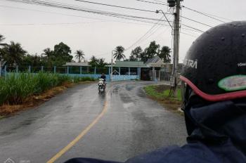 Bán đất ruộng xã Long Hiệp huyện Bến Lức, Long An chỉ 900tr/ 1000m2 cách TP 35p. Lh 0931112822