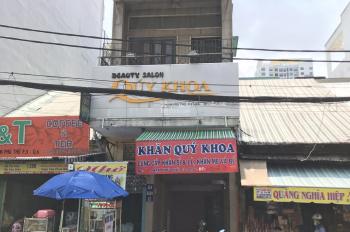 Cho thuê MTKD Phạm Phú Thứ 3x21m, 1 lửng, vị trí đẹp