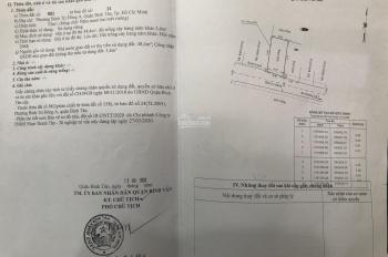 Bán 2 nền liền kế hẻm lớn 840, Hương Lộ 2, Bình Trị Đông A, Quận Bình Tân, 2,95 tỷ/nền, TL