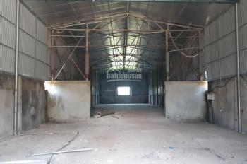 Bán nhà xưởng ở Vân Côn, DT 700 m2