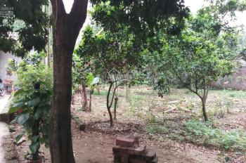 1000m2 đất Chương Mỹ - HN sẵn nhà, khuôn viên hoàn thiện, trồng cây ăn quả, đất 2 mặt đường