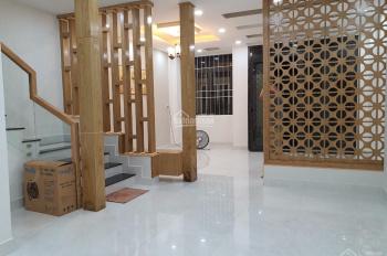 Nhà mới đường Lê Văn Việt đi vào DT 100m2 sổ hồng riêng nhà mới đường thông ô tô ra vào