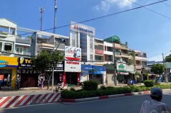 Bán nhà MTKD 30m đường Lạc Long Quân, P. 5, Q. 11, gần Đầm Sen, DT: 4x25.5m(102m2) lửng + 2 lầu