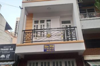 Bán gấp nhà mặt tiền Nguyễn Bá Tòng, gần ngã tư Bảy Hiền, 3.8mx18m, giá bán 7.2 tỷ